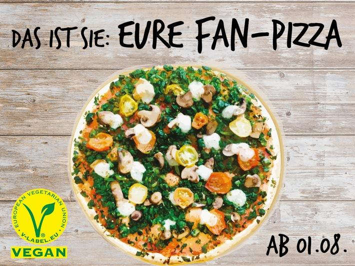 crowdsourcing die lidl fan pizza ist vegan. Black Bedroom Furniture Sets. Home Design Ideas